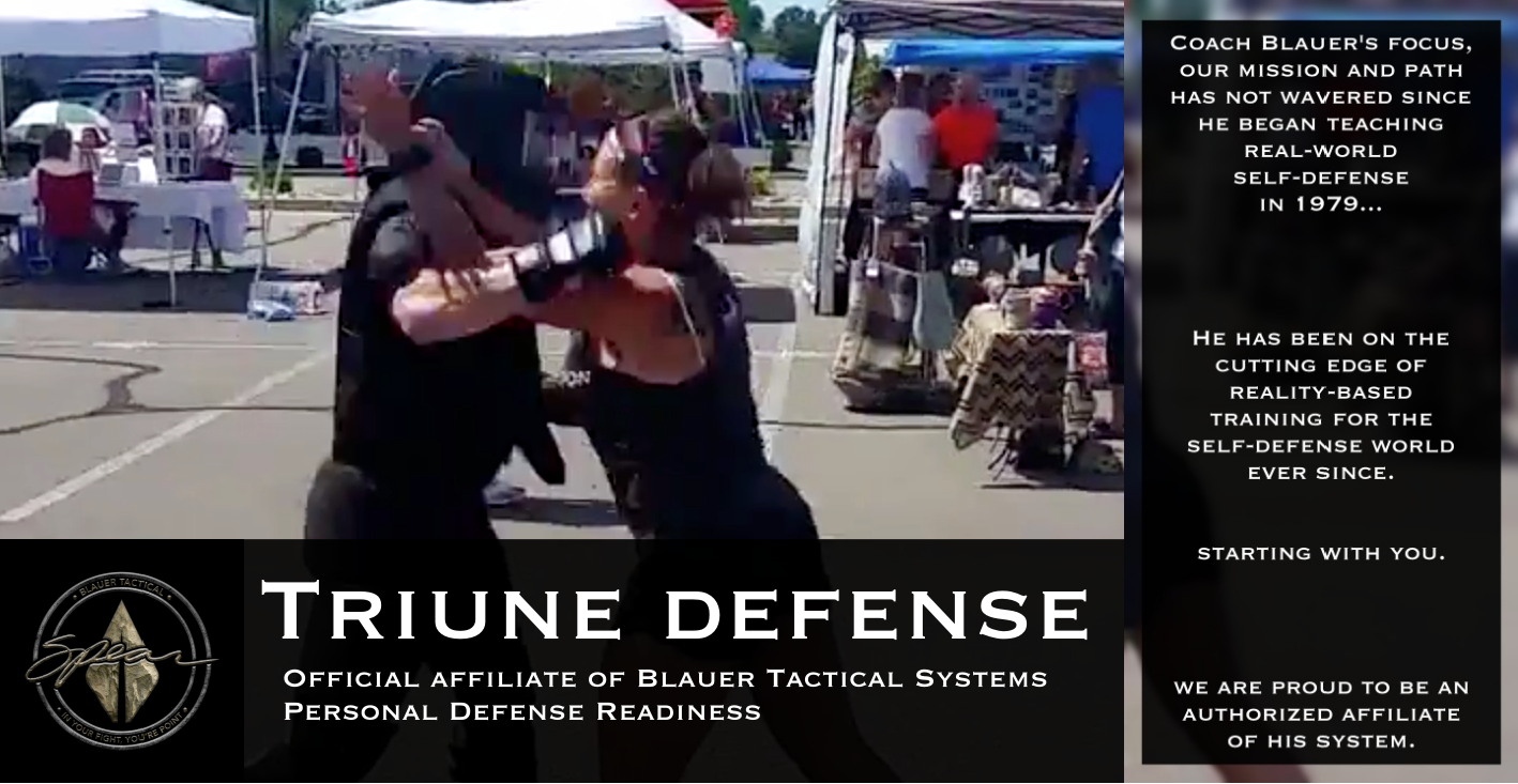 Triune Total Body Defense
